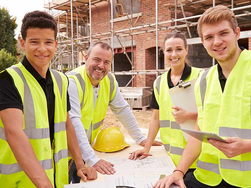 KOX Bau Karriere Ausbildung Holz- und Bautenschützer