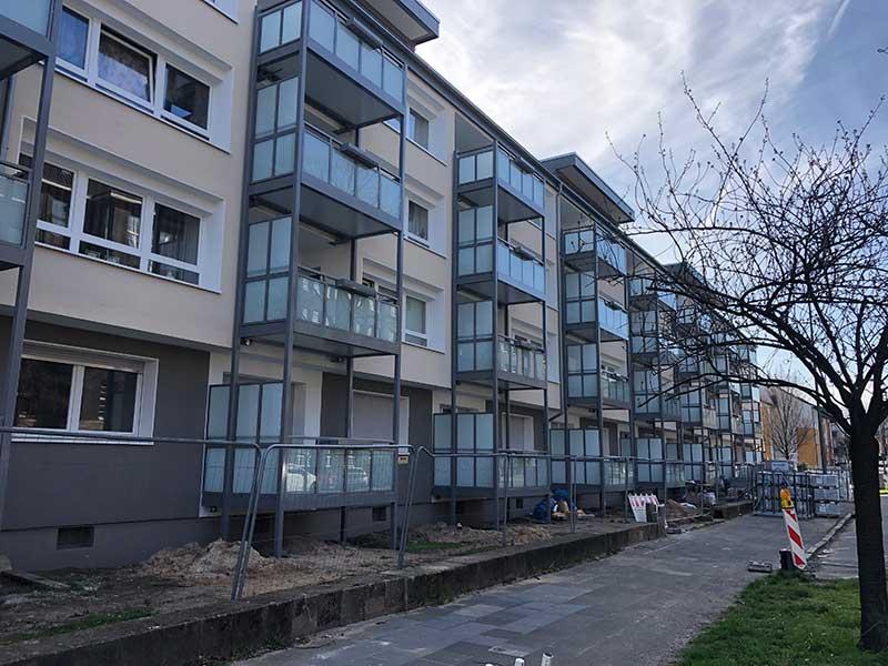 KOX Bau Duisburg Sanierung