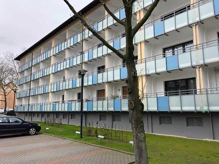 KOX Oberflächenschutz Duisburg Balkoninstandsetzung Balkonsanierung