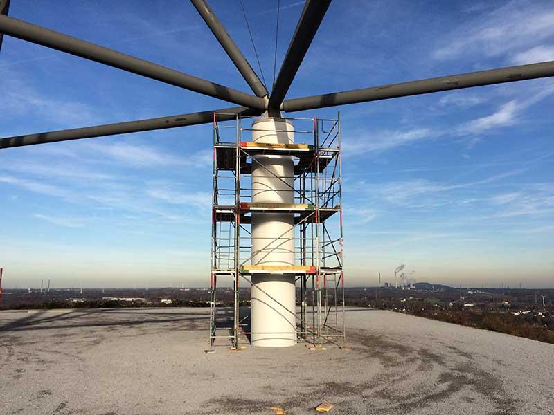 KOX Oberflächenschutz Betoninstandsetzung Ruhrgebiet